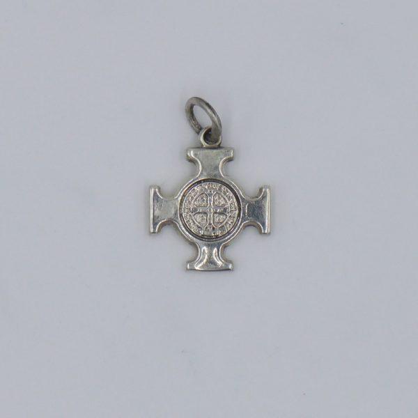 Cruz Griega de San Benito Patron de Europa