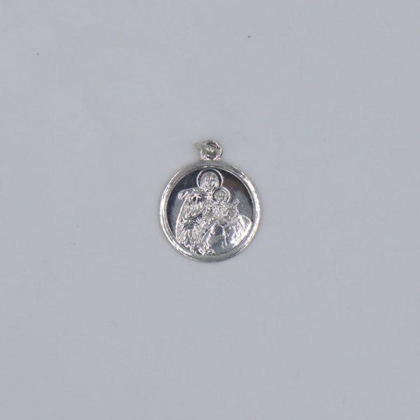 Medalla de la Virgen del Rosario